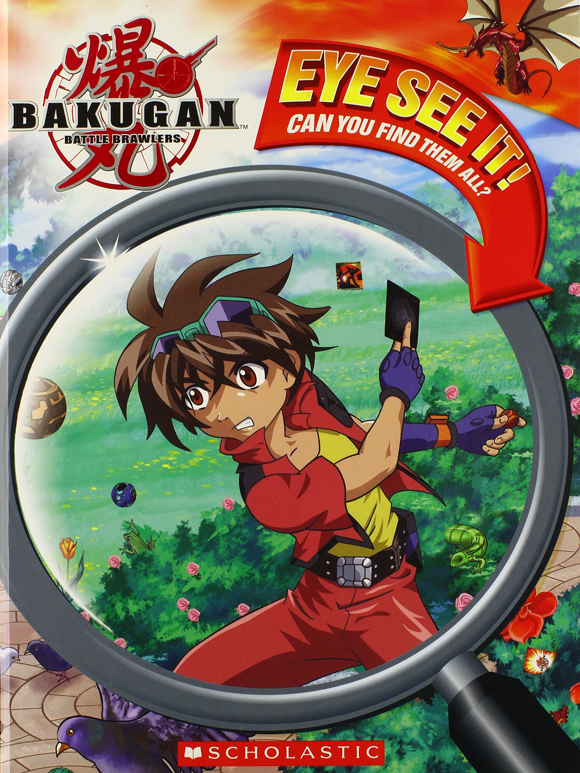 Bakugan Battle Planet Dub