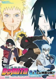 Boruto Naruto The Movie Dub