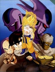 Dragon Ball Z Movie 05 Coolers Revenge Dub