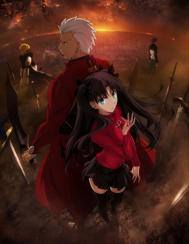 Fatestay Night Unlimited Blade Works Tv