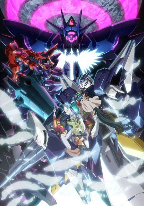 Gundam Build Divers Rerise 2nd Season