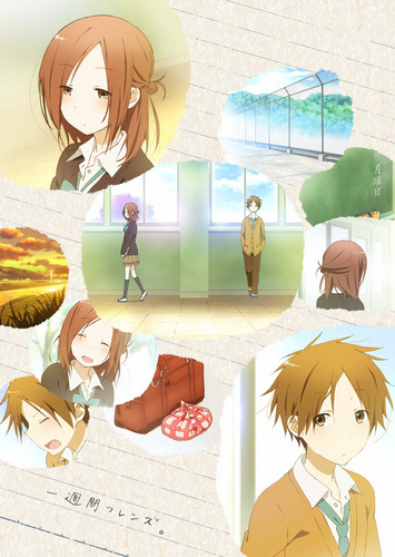 Isshuukan Friends Special