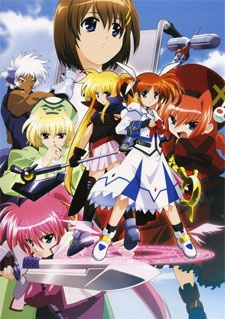 Magical Girl Lyrical Nanoha As Dub