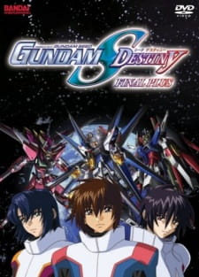 Mobile Suit Gundam Seed Destiny Final Plus The Chosen Future Dub