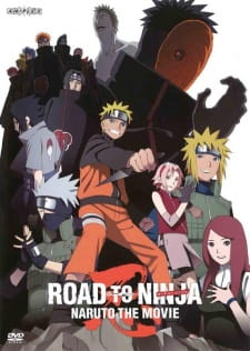 Naruto Shippuuden Movie 6 Road To Ninja Dub