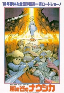 Nausicaa of the Valley of the Wind (Dub)