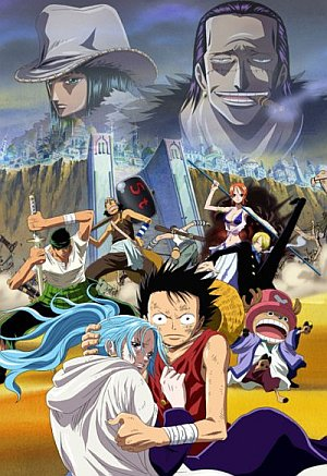 One Piece Movie 8 The Desert Princess And The Pirates