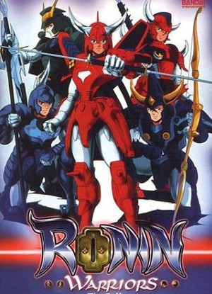 ronin-warriors