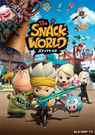 The Snack World Hitogirai No Renny