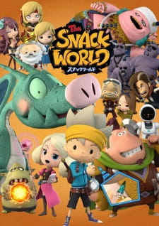 The Snack World Tv