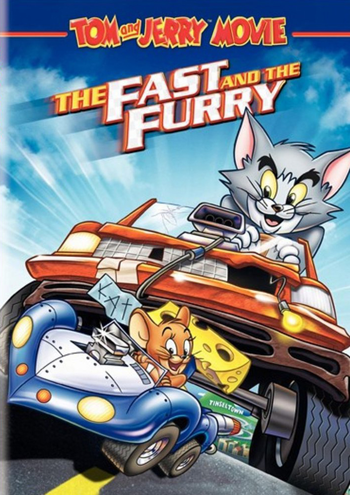 Tom And Jerry Movie The Fast And The Furry
