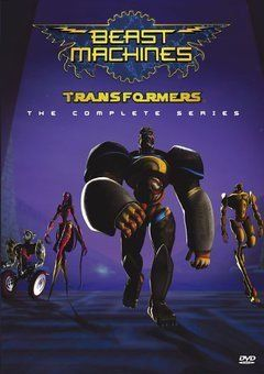 Transformers Beast Machines Dub