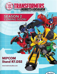 Transformers Robots In Disguise 2015 Season 2