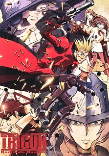Trigun Badlands Rumble Dub
