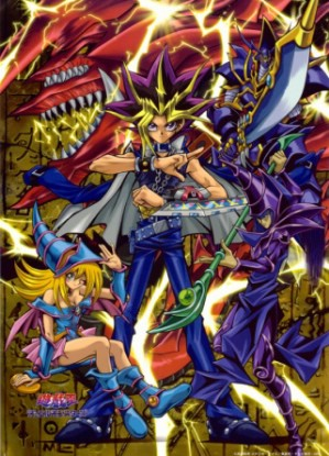 Yu Gi Oh Duel Monsters